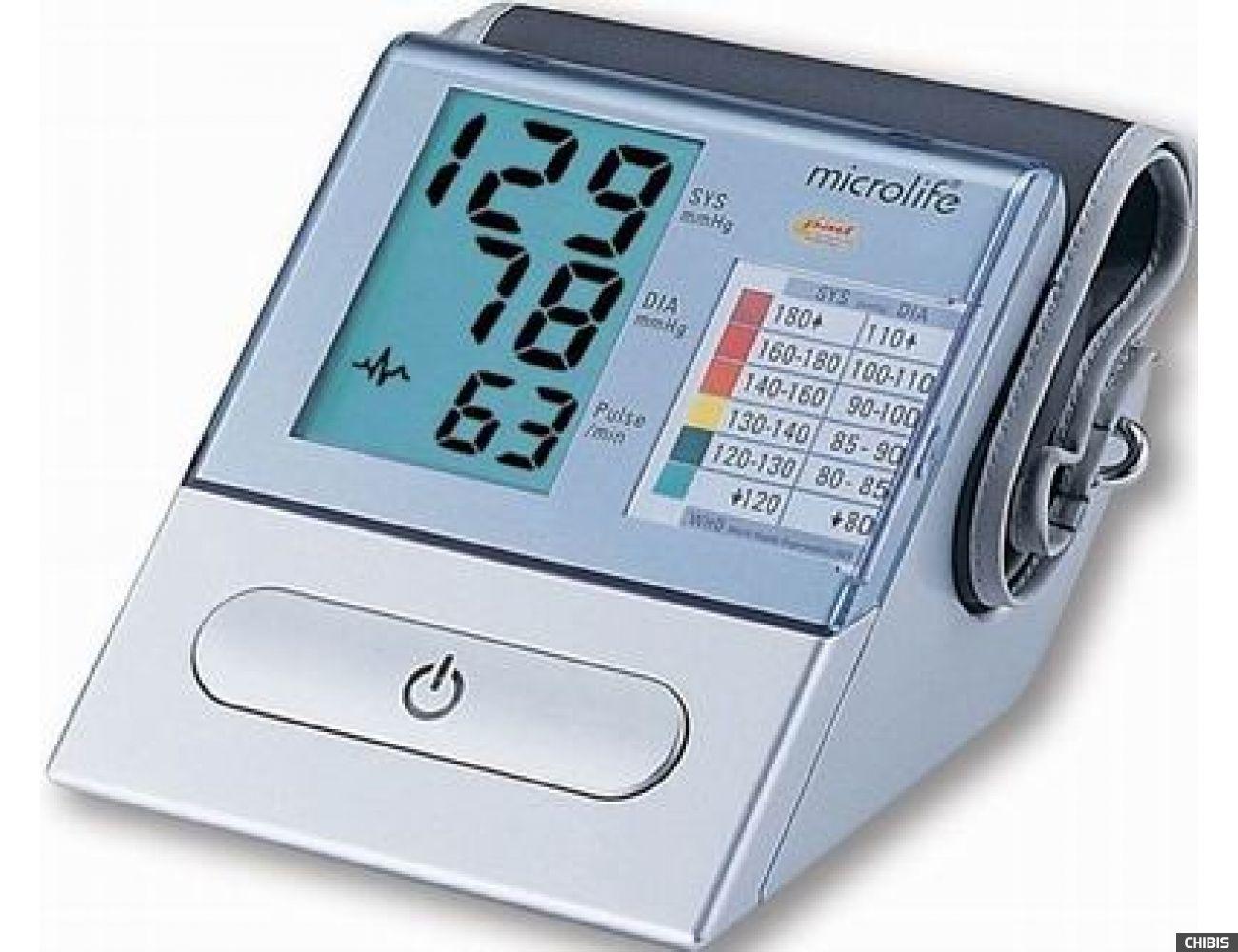 Тонометр Microlife BP A100 Plus (4719003310103)