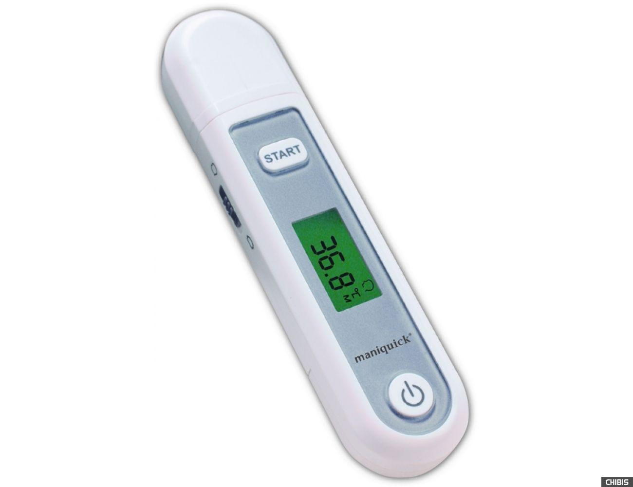 Термометр медицинский Maniquick MQ160 бесконтактный