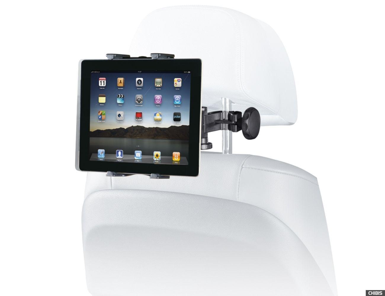 Автодержатель на подголовник iGrip Tablet Gripper Headrest (T5-3790) для планшетов