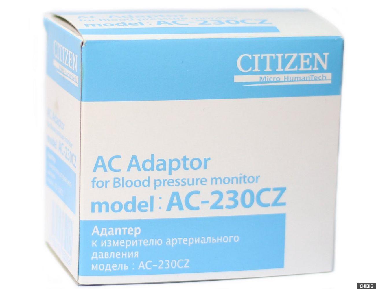 Адаптер для тонометра AC-230CZ for CH-452/453