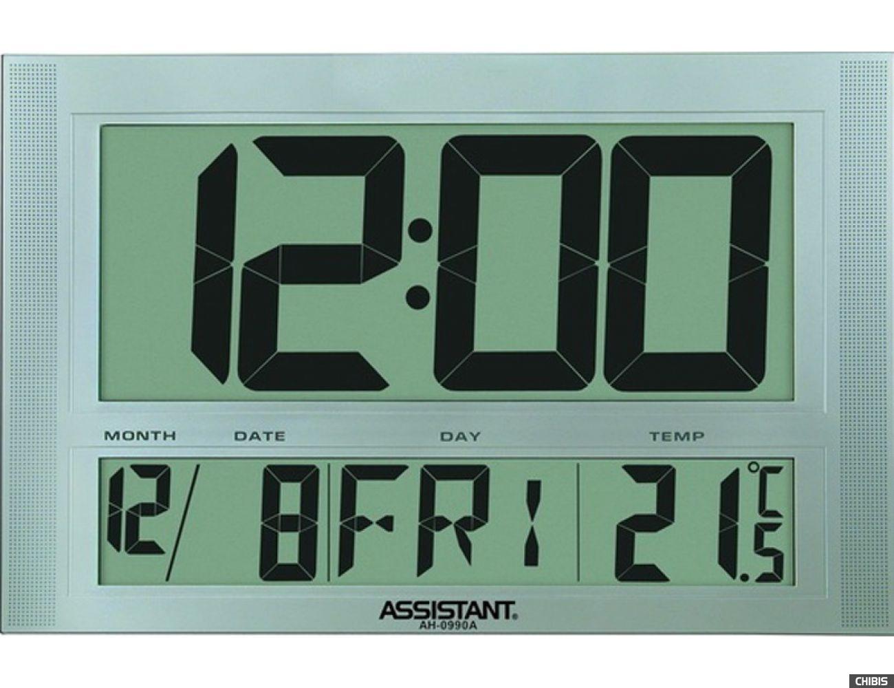 Часы настенные Assistant AH-0990A