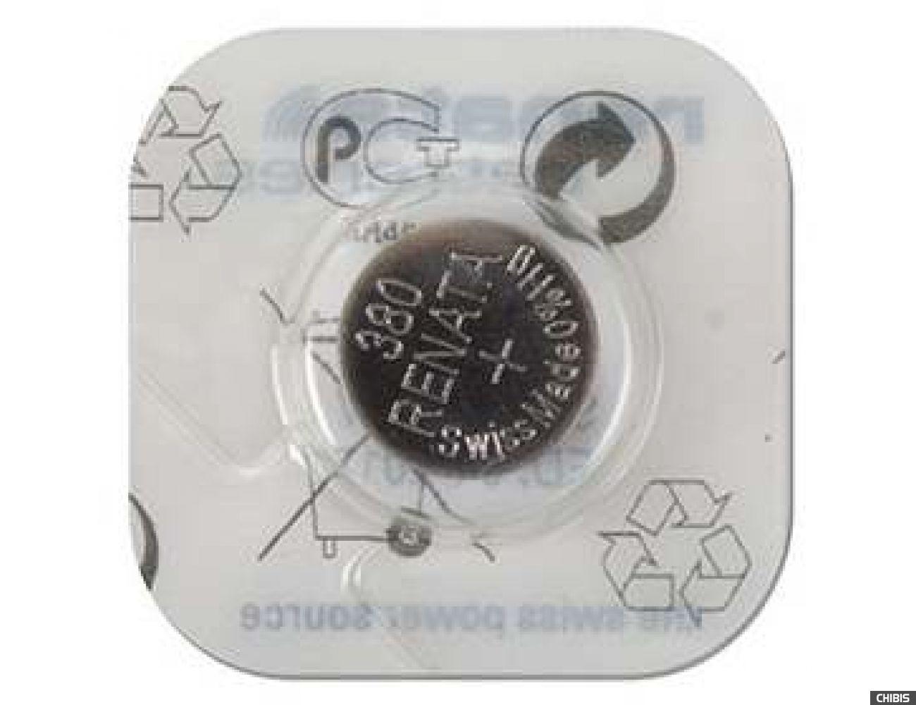 Батарейка для часов SR936W Renata 1.55V Silver 1 шт.