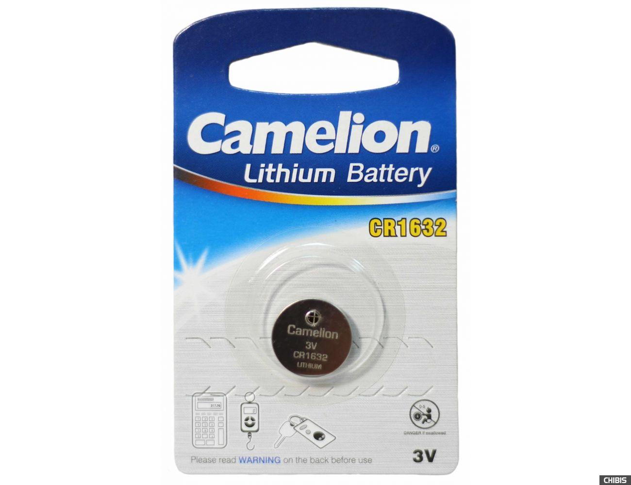 Батарейка Camelion CR 1632 1 шт