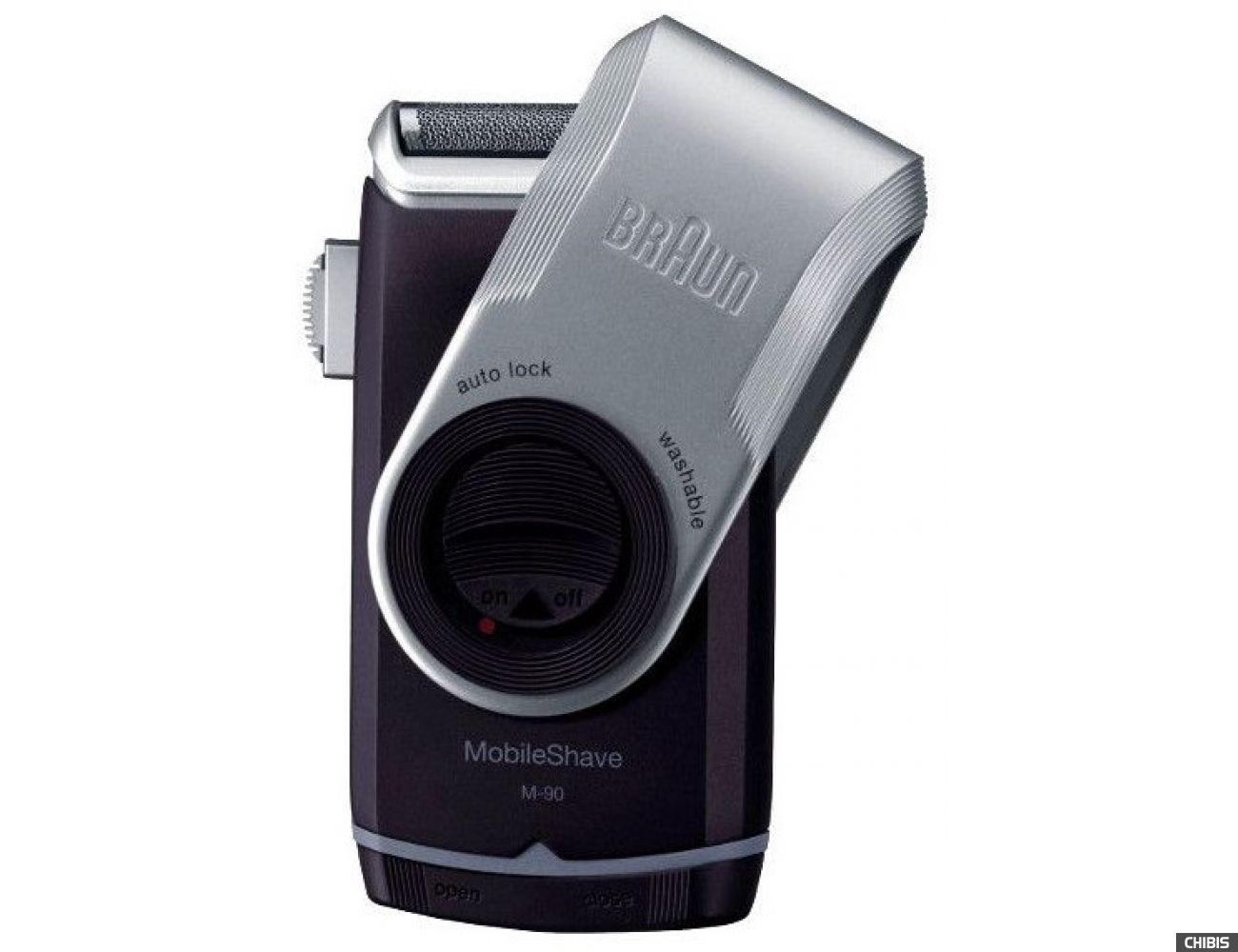 Бритва Braun MobileShave M-90