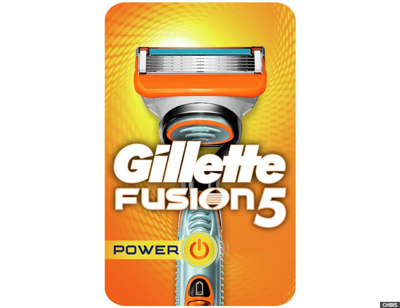 Бритва Gillette Fusion Power станок + 1 картридж 7702018877539