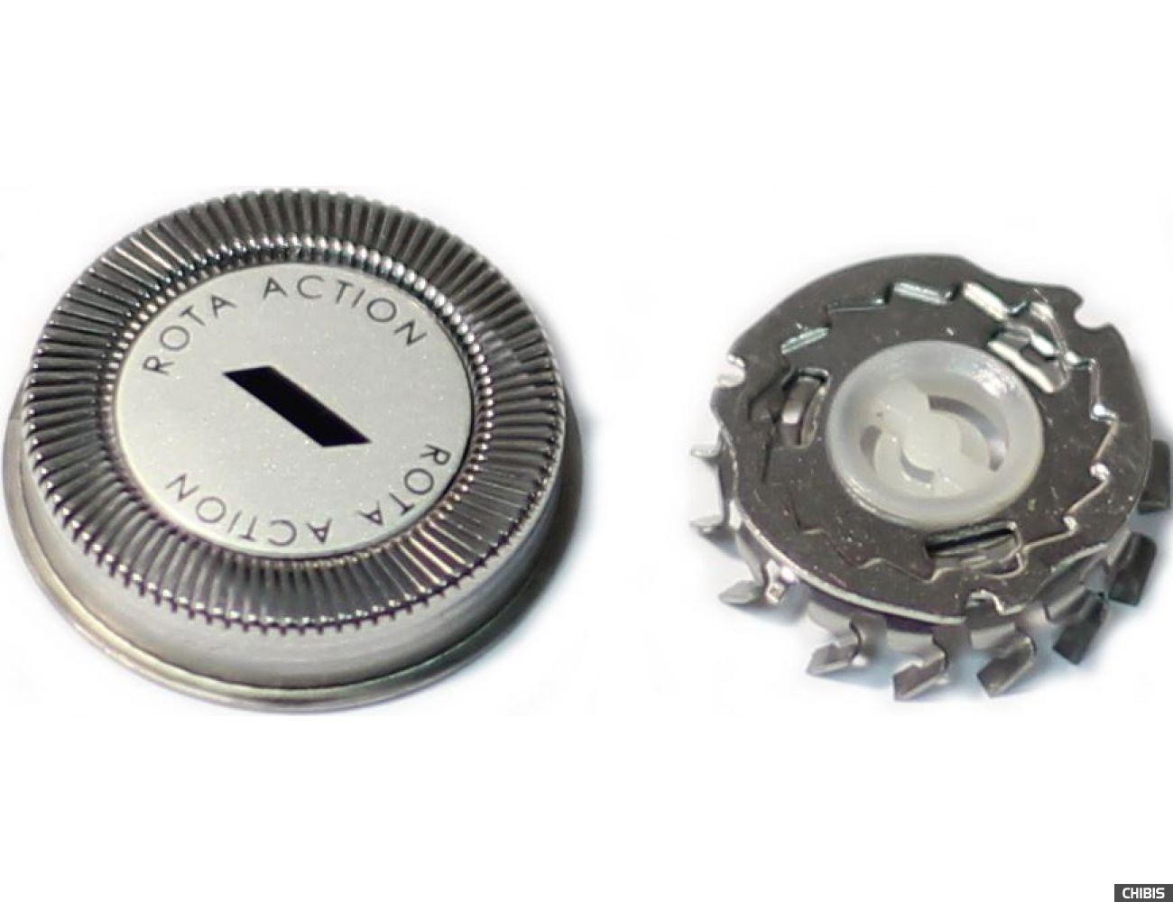 Сетка и нож для бритвы Филипс HQ2 (совместимые)