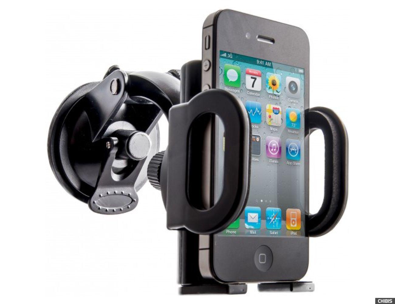 Автодержатель на стекло Defender Car holder 101 для телефонов