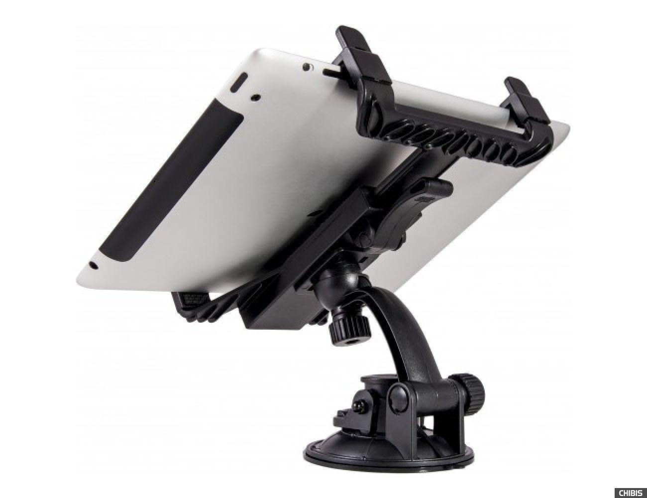 Автодержатель на стекло и торпедо Defender 202 для планшетов