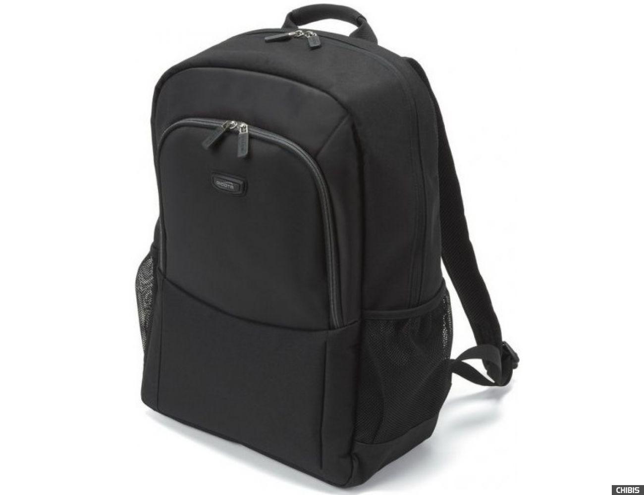 """Рюкзак для ноутбука Dicota для ноутбука 15""""/16,4"""" Essentials BacPac Move, черный Полиэстр N/22528/P"""