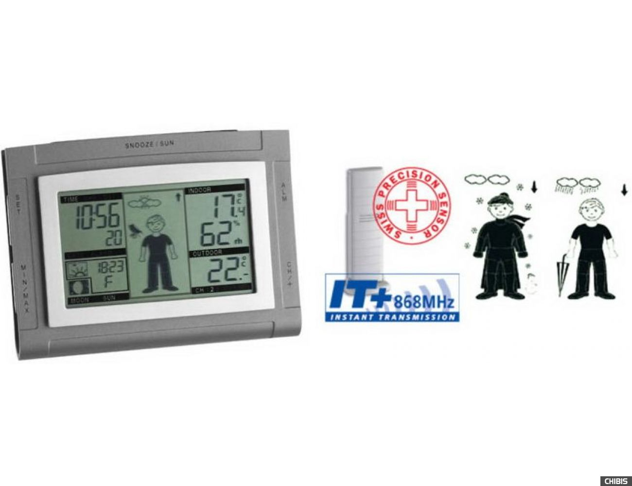 "Метеостанция TFA ""Weather Boy XS"" (3510641050 IT)"