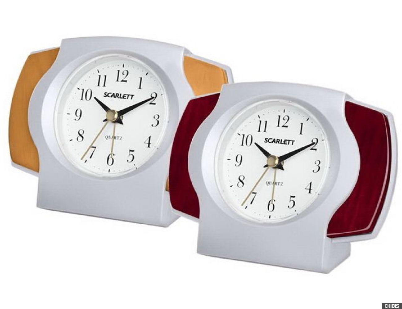 Часы-будильник Scarlett SC-871