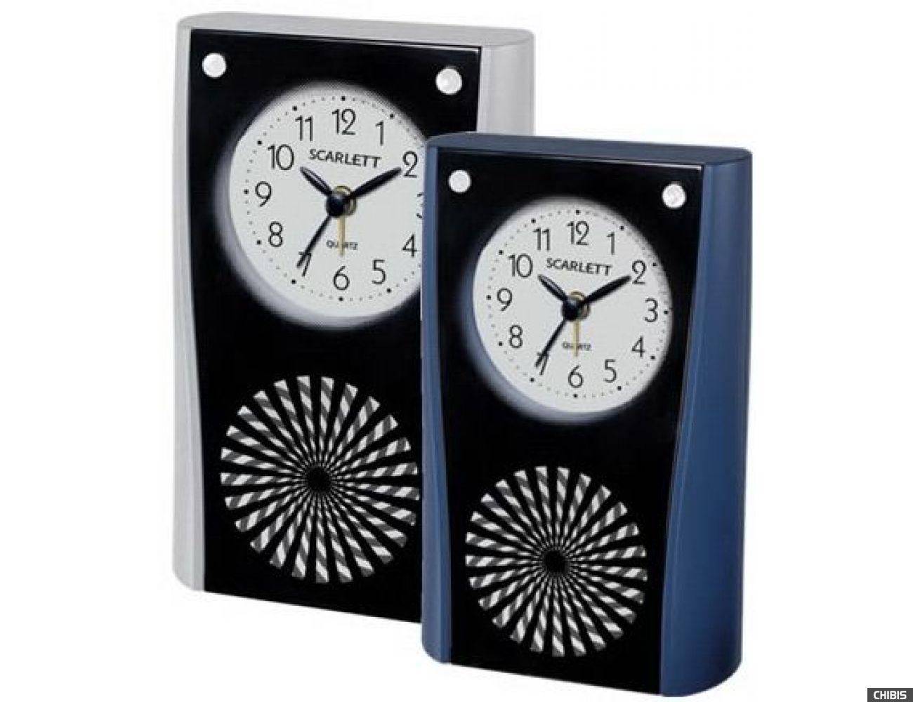 Часы-будильник Scarlett SC-826