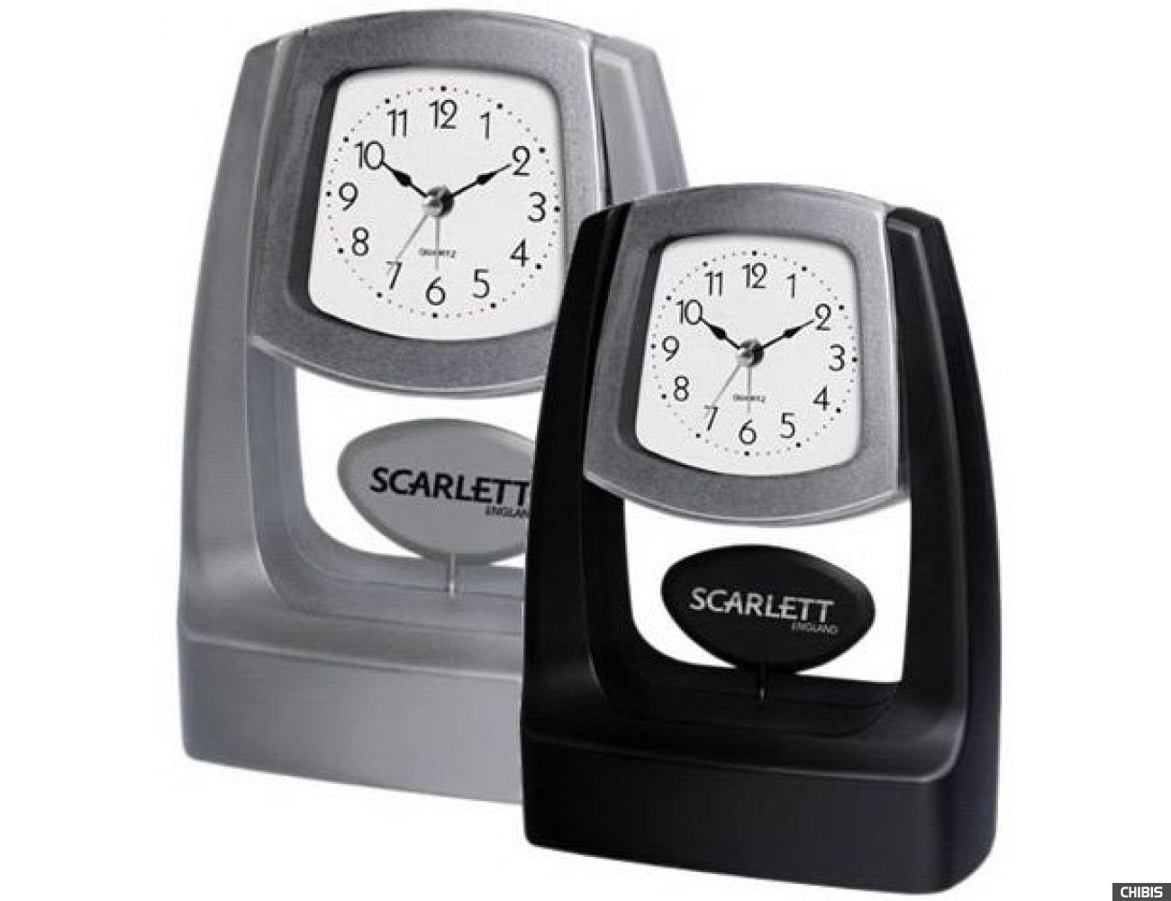 Часы-будильник Scarlett SC-824