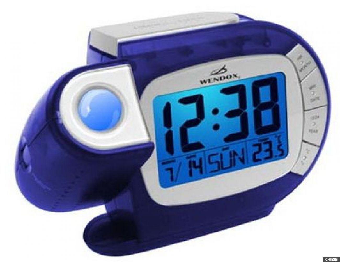 Проекционные часы Wendox W692E-DARK BLUE