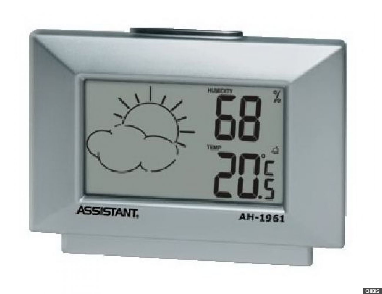 Термогигрометр Assistant AH-1961