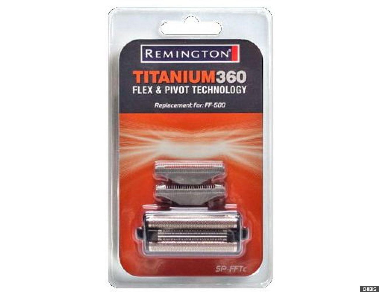 Сетка и режущий блок Remington SPFFTc Titanium 360 (44086530400) для FF-500