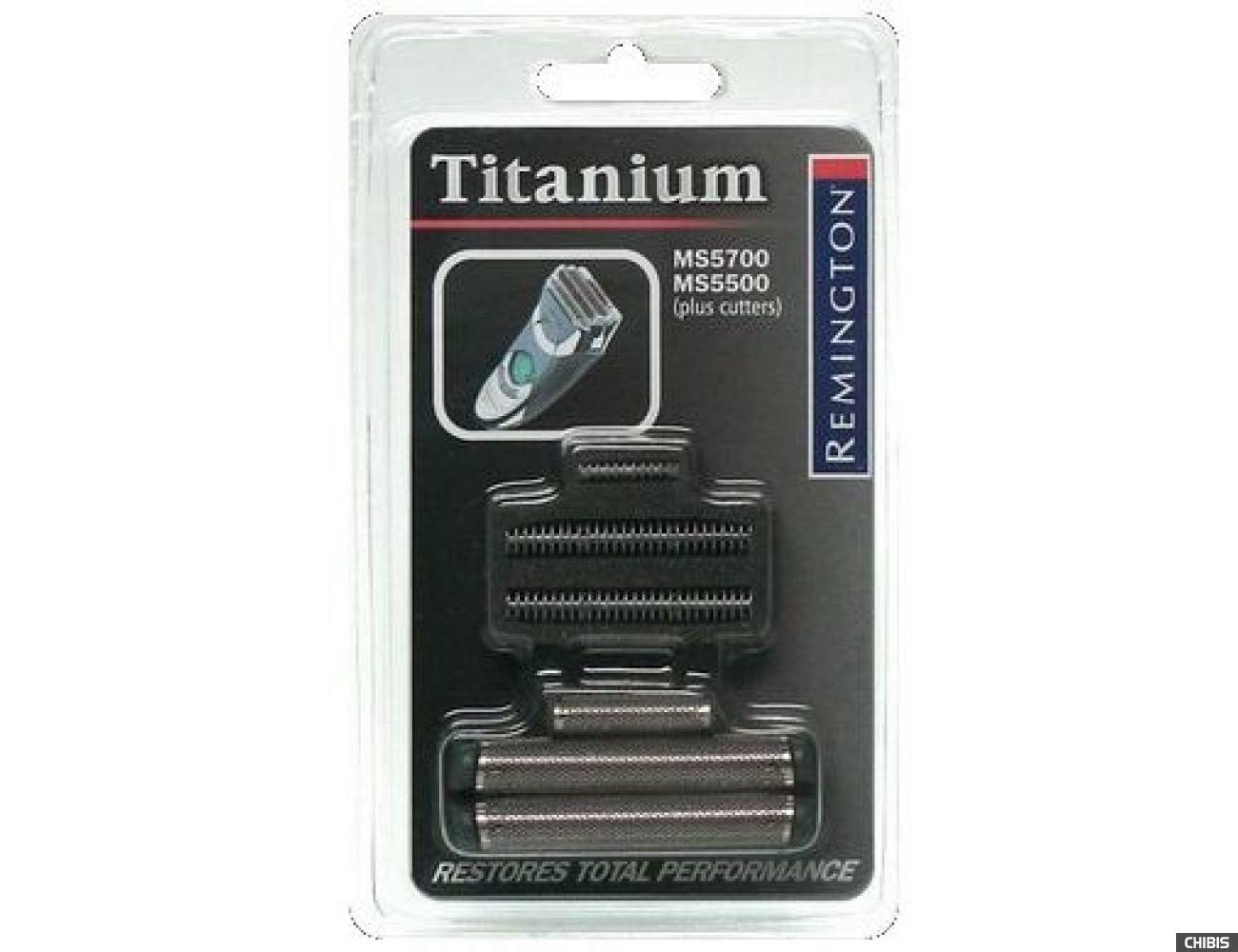 Сетка и режущий блок Remington SP96 Titanium (44014530400) для MS5700, MS5500
