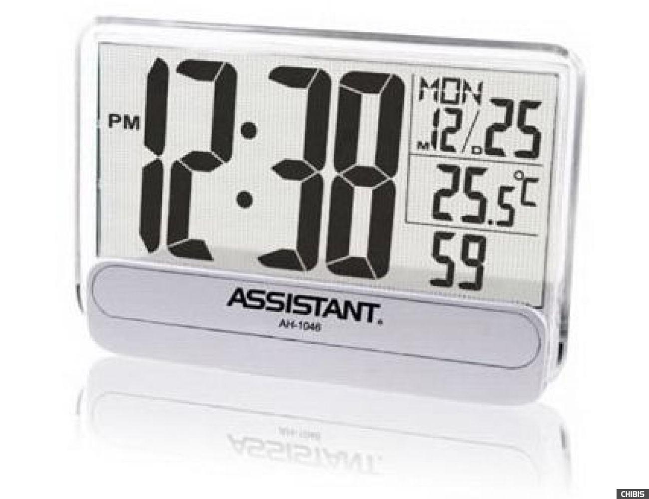 Настольные часы Assistant AH-1046