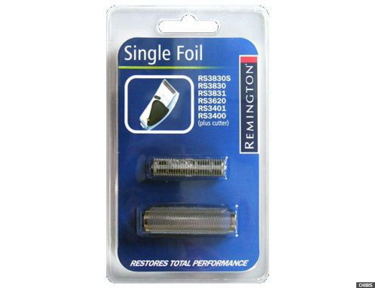 Сетка и режущий блок Remington SP72 Single Foil (44025530400) для RS3830S, RS3830, RS3831, RS3620