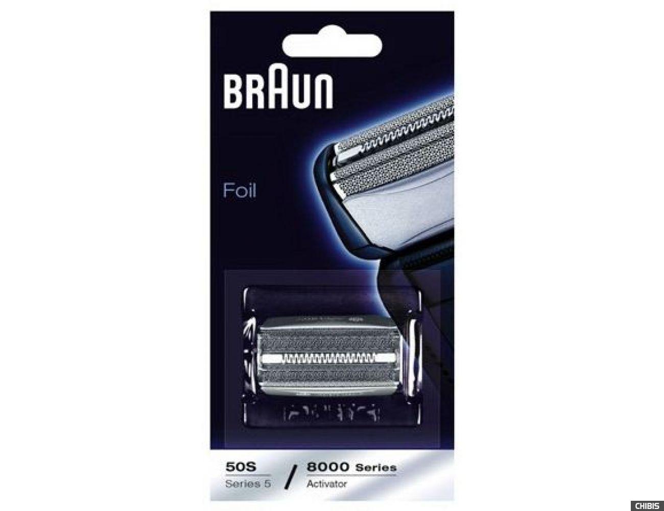 Сетка Braun 8000 Activator (5643760) 4210201337836