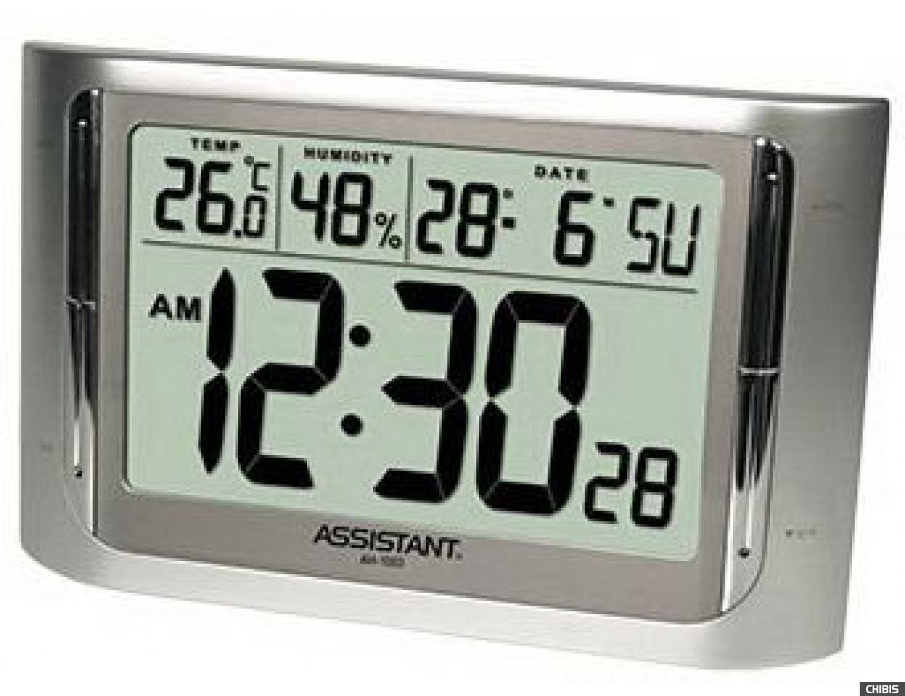 Многофункциональные часы Assistant AH-1003
