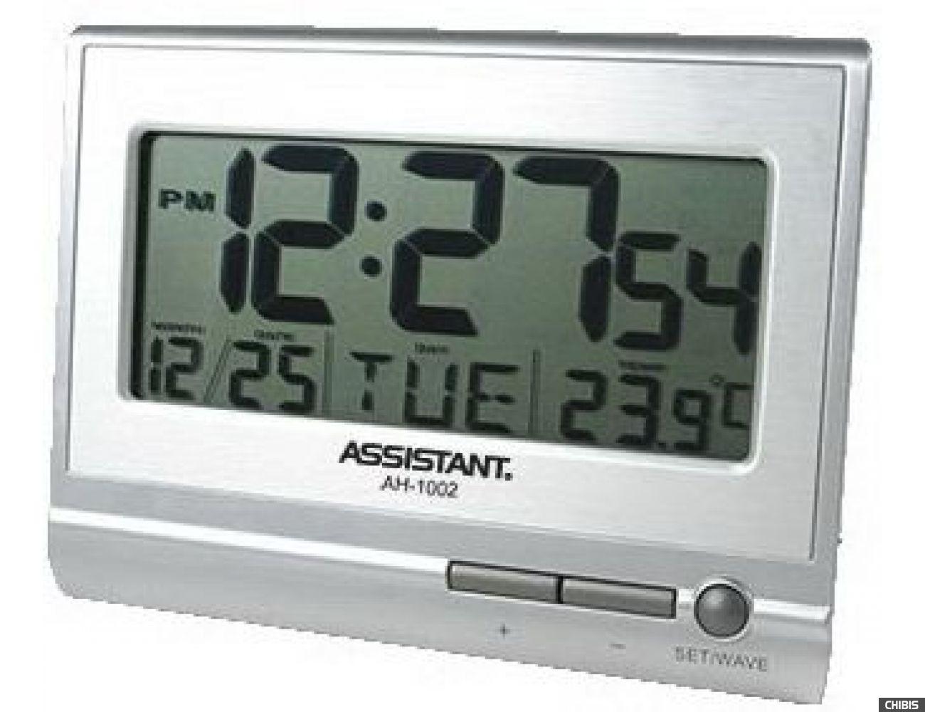 Настольные часы Assistant AH-1002