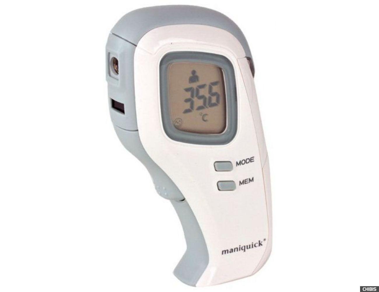 Термометр медицинский Maniquick MQ150 бесконтактный