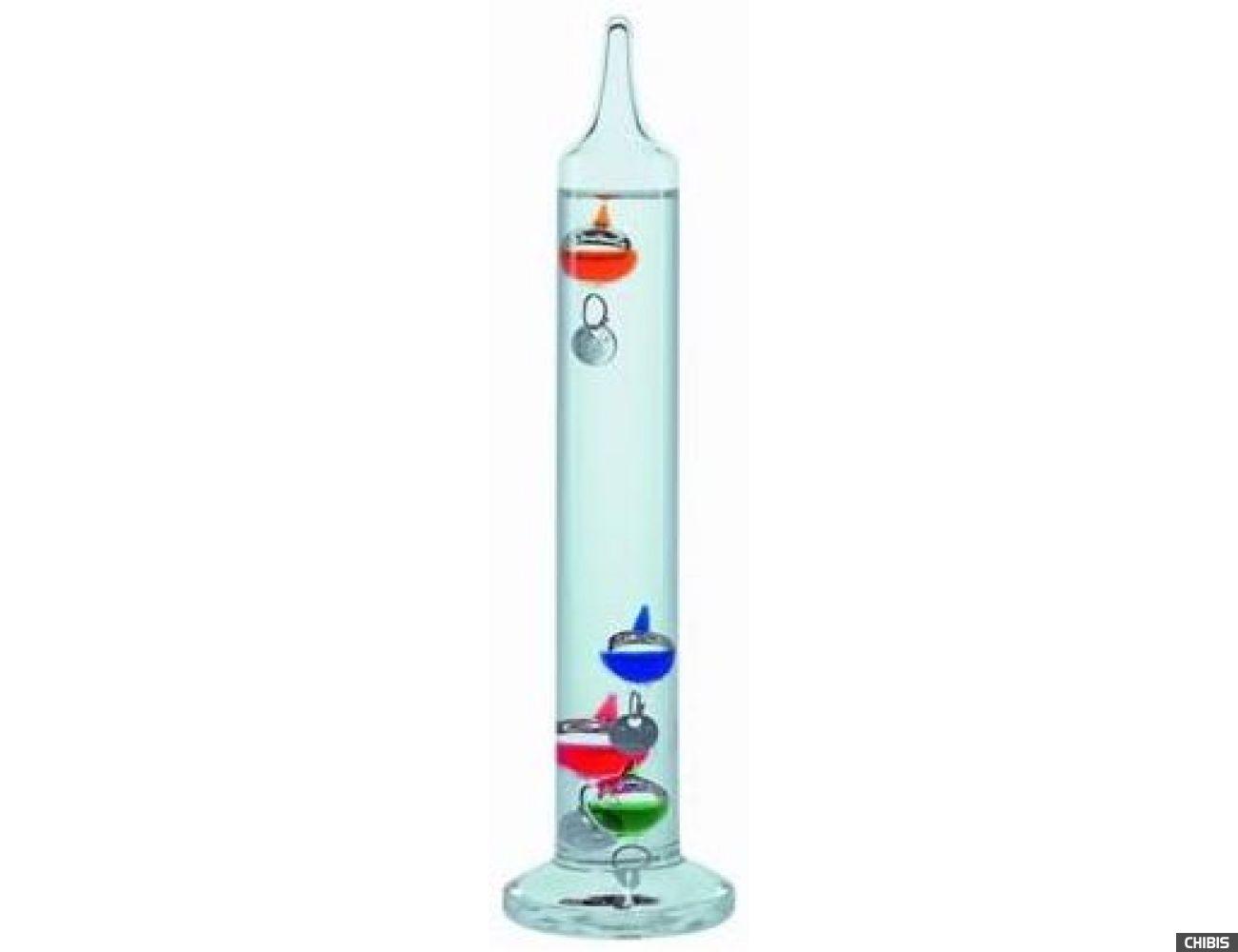 Термометр Галилея TFA (181010) разноцветный, 18-26 'С