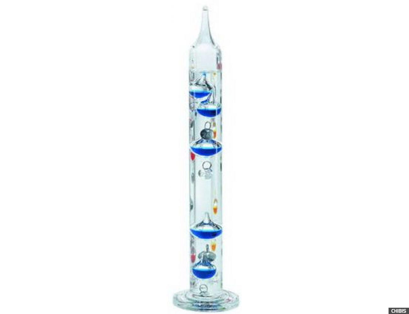 Термометр Галилея TFA (1810060554) синий, 18-26 'С