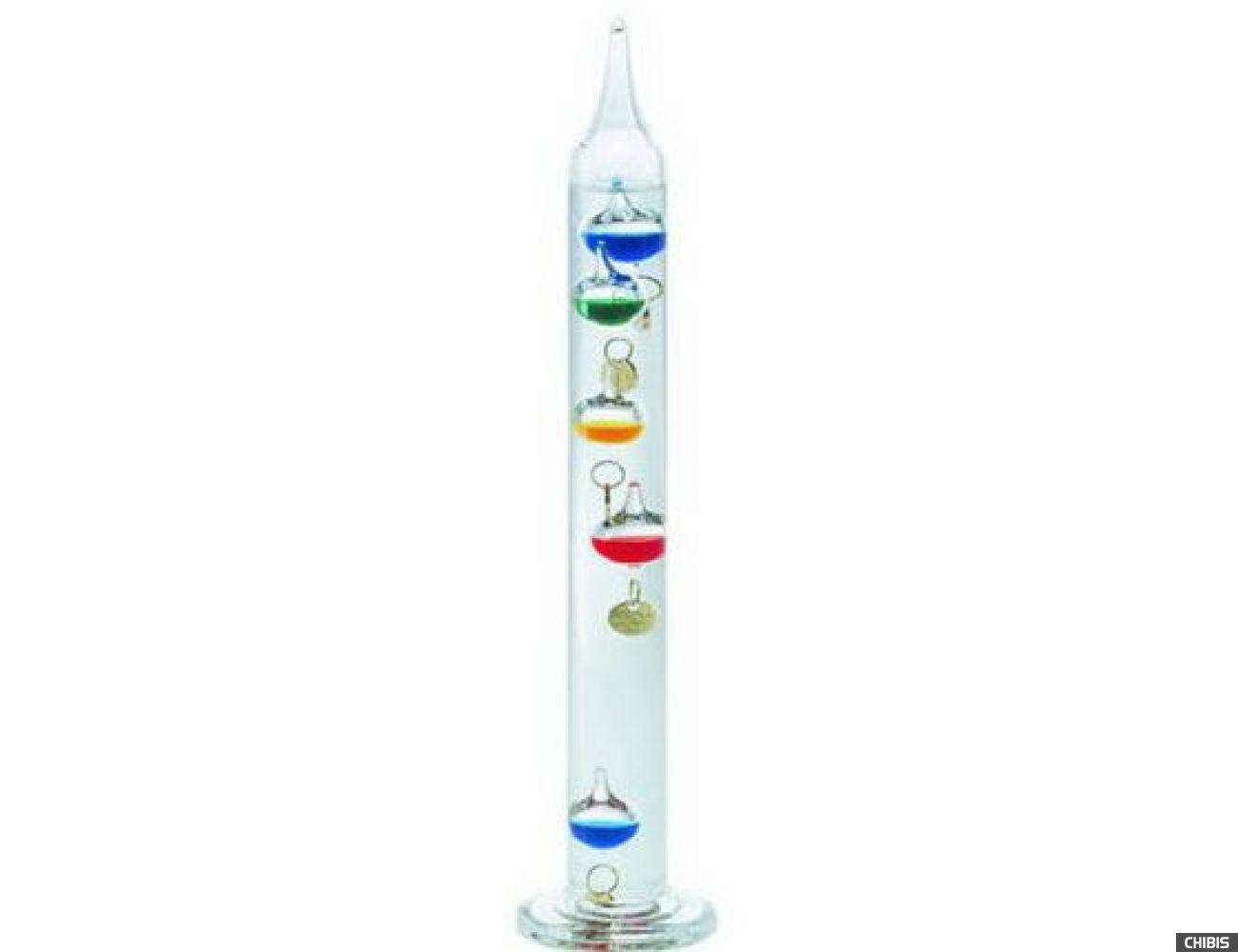 Термометр Галилея TFA (1810060153) разноцветный, 18-26 'С