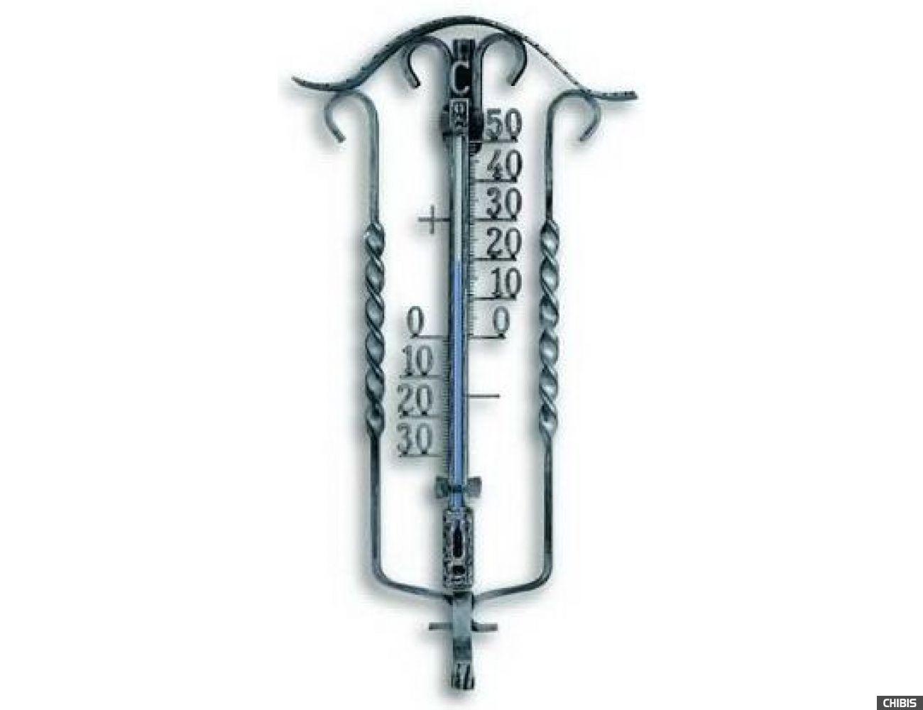 Термометр TFA (125006) уличный, кованное железо