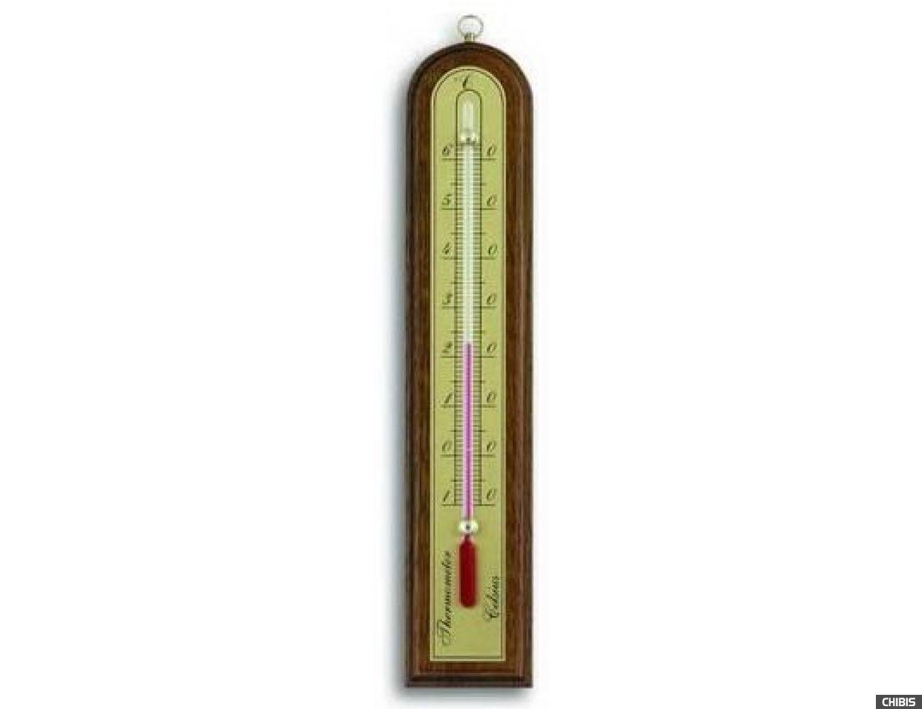 Термометр TFA (12102801) комнатный, дуб