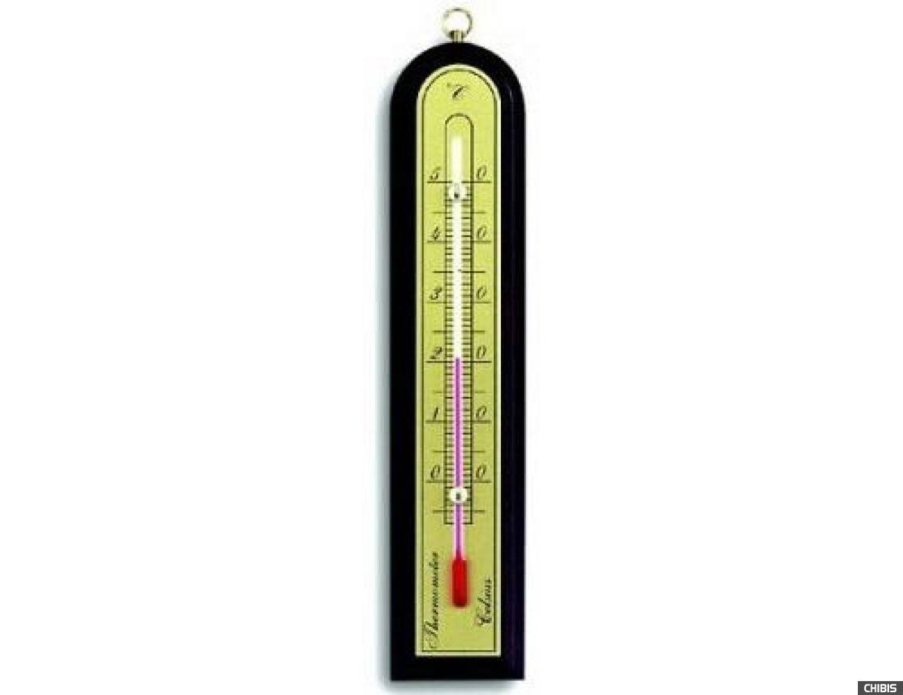 Термометр TFA (12102701) комнатный, дуб
