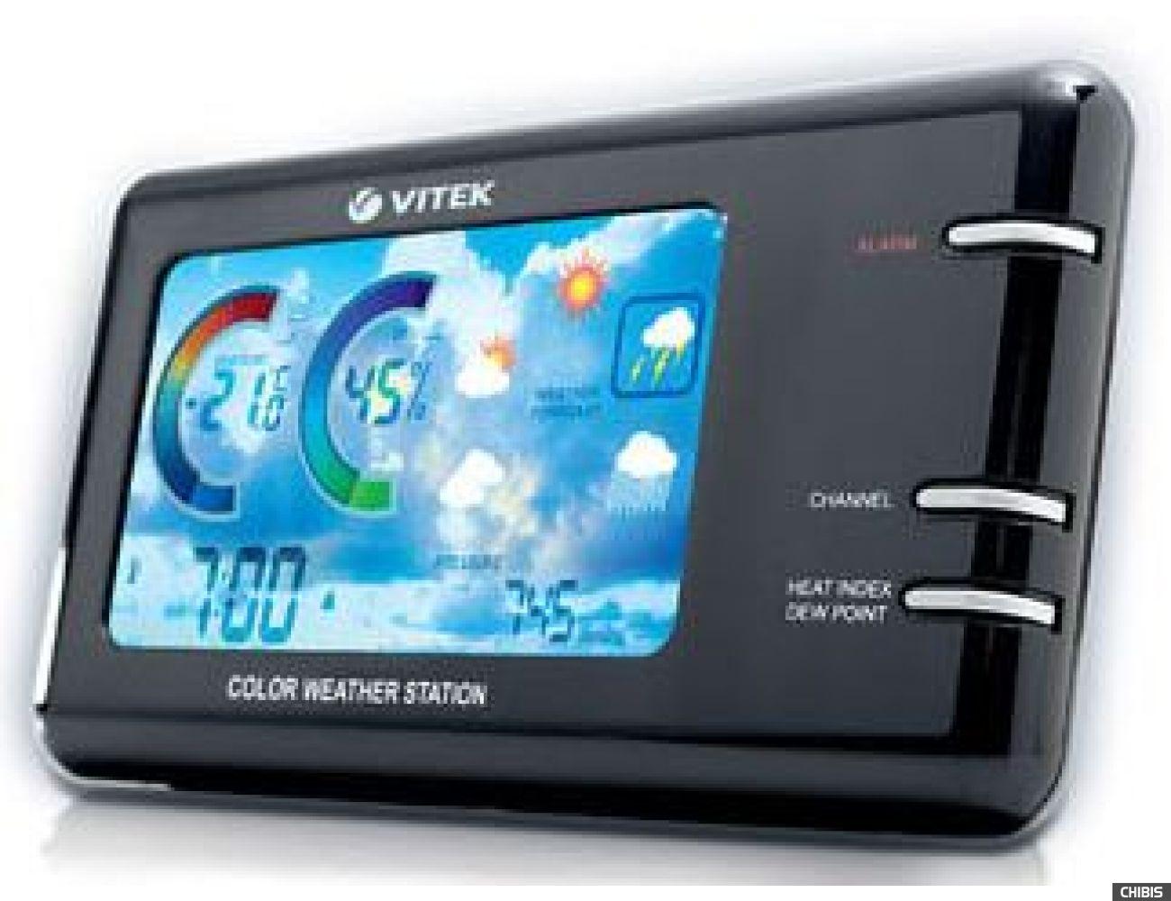 Метеостанция Vitek VT-6401
