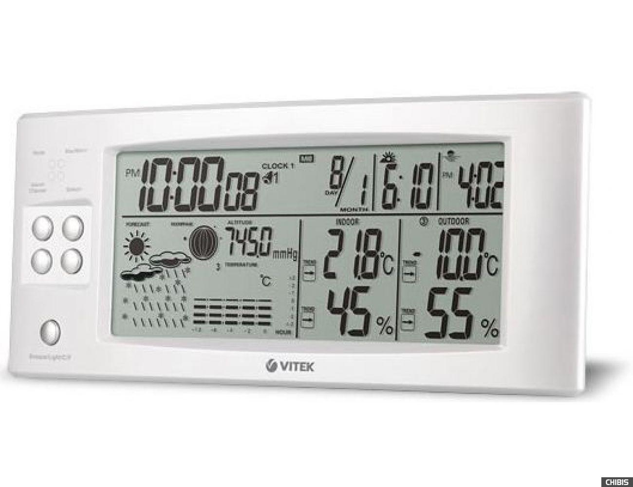 Метеостанция Vitek VT-6404