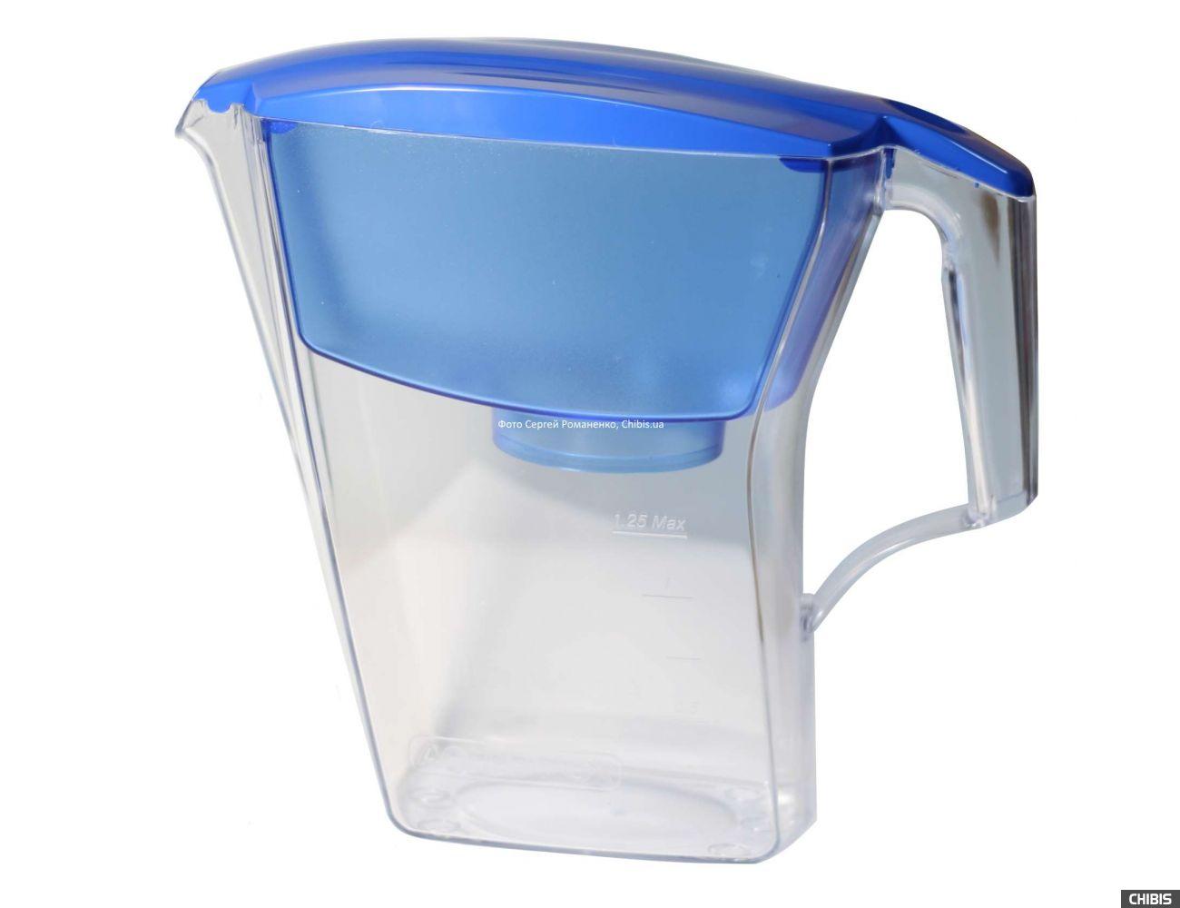 Фильтр-кувшин Аквафор Лаки (голубой)