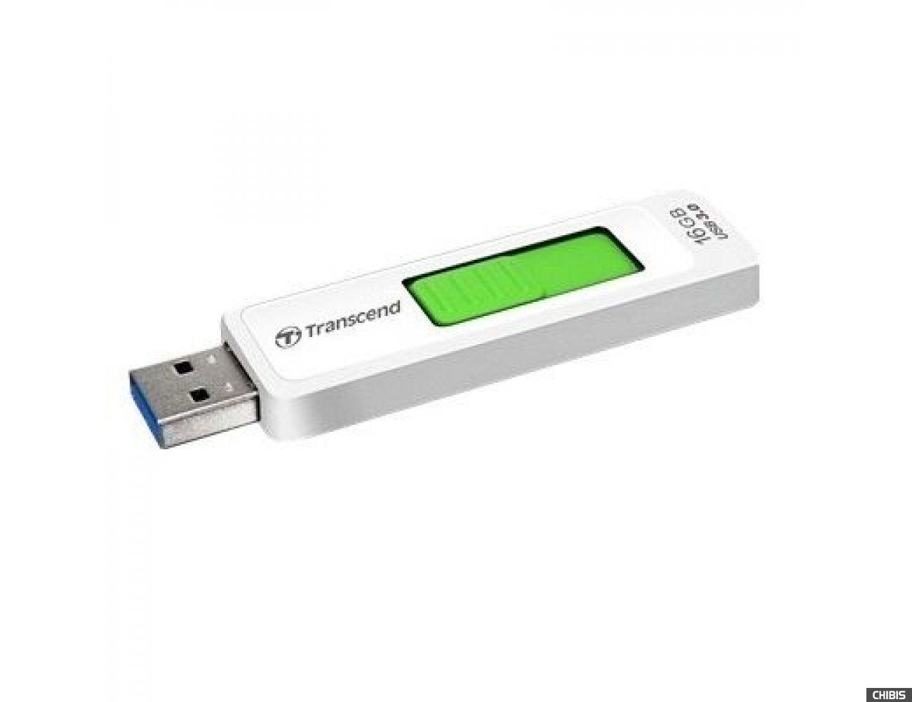 Флеш накопитель USB TRANSCEND JetFlash 770 16GB