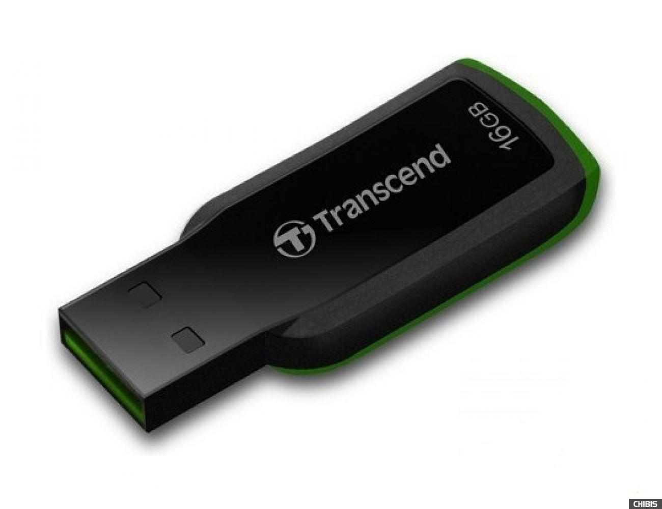 Флеш накопитель USB TRANSCEND JetFlash 360 16GB