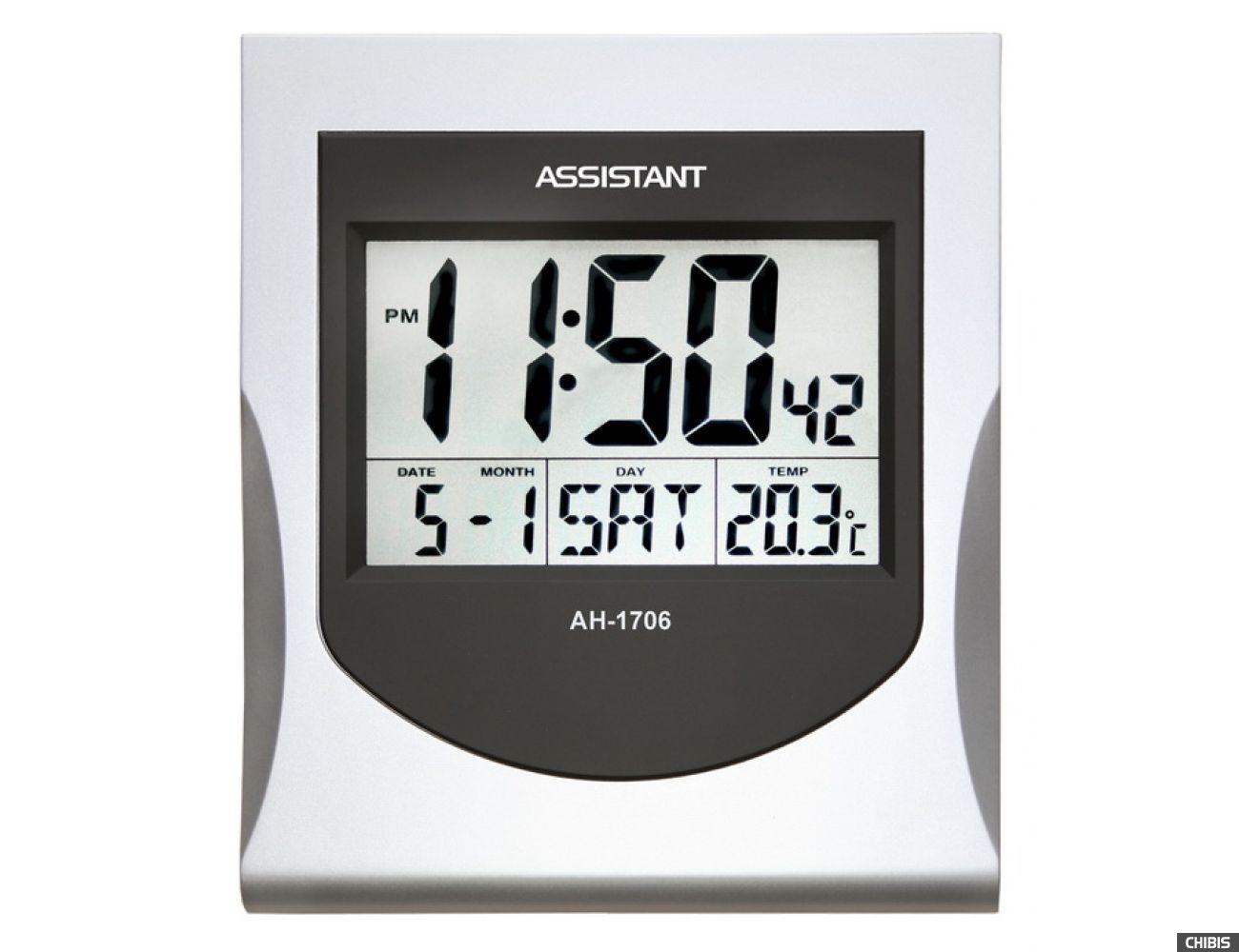 Часы настенные Assistant AH-1706