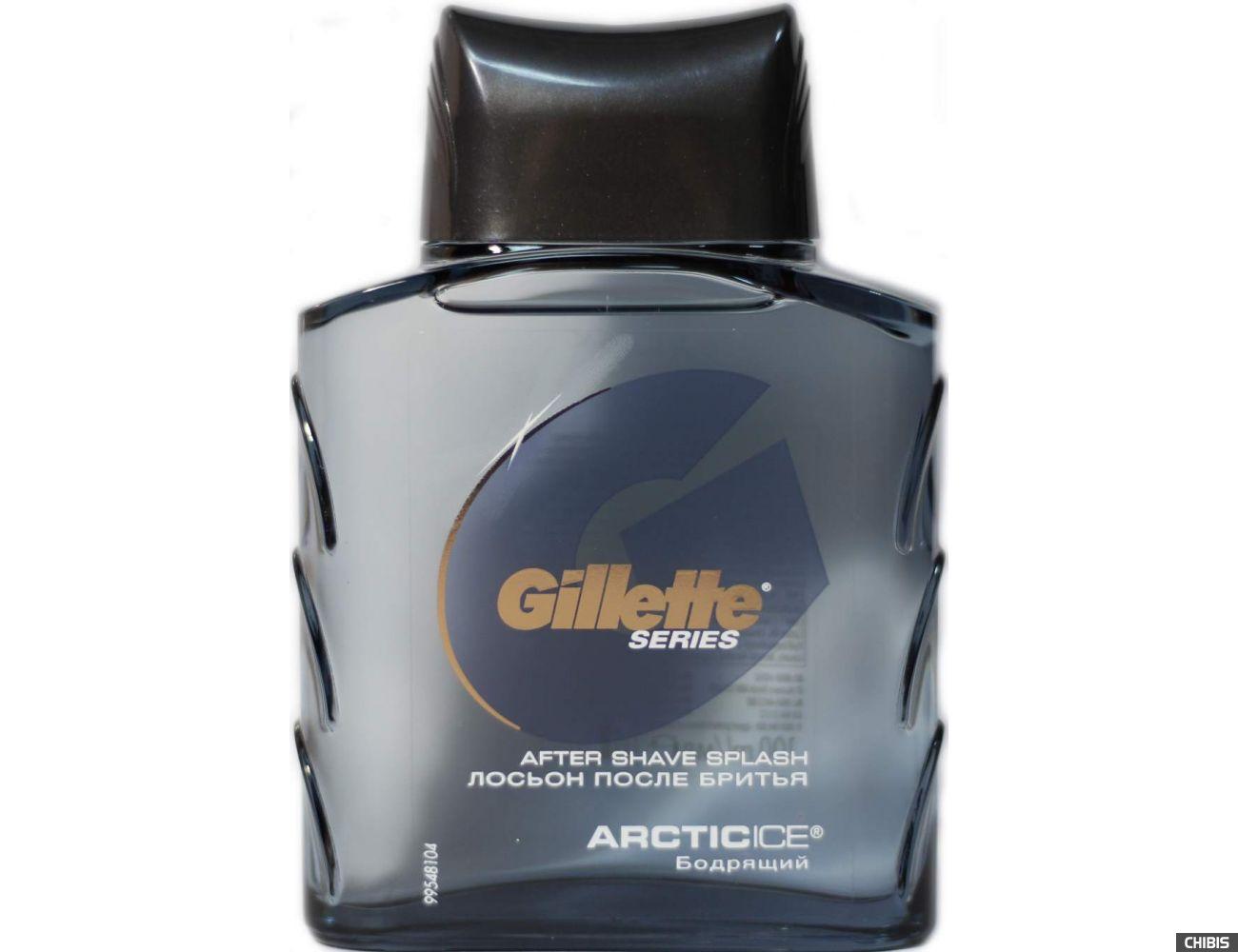 Лосьон после бритья Gillette Arctic Ice 100 мл