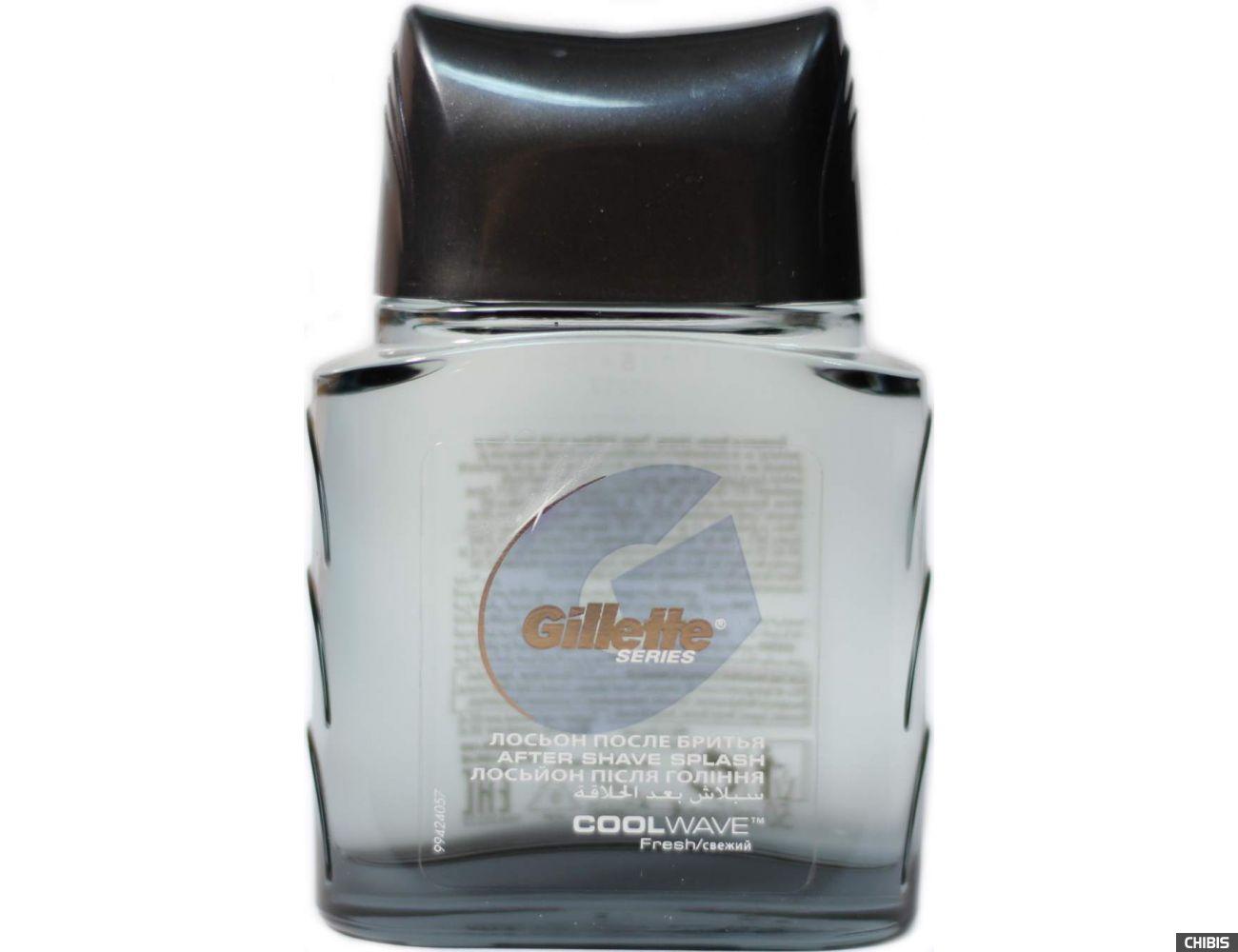 Лосьон после бритья Gillette Cool Wave 50 мл. 3014260236632
