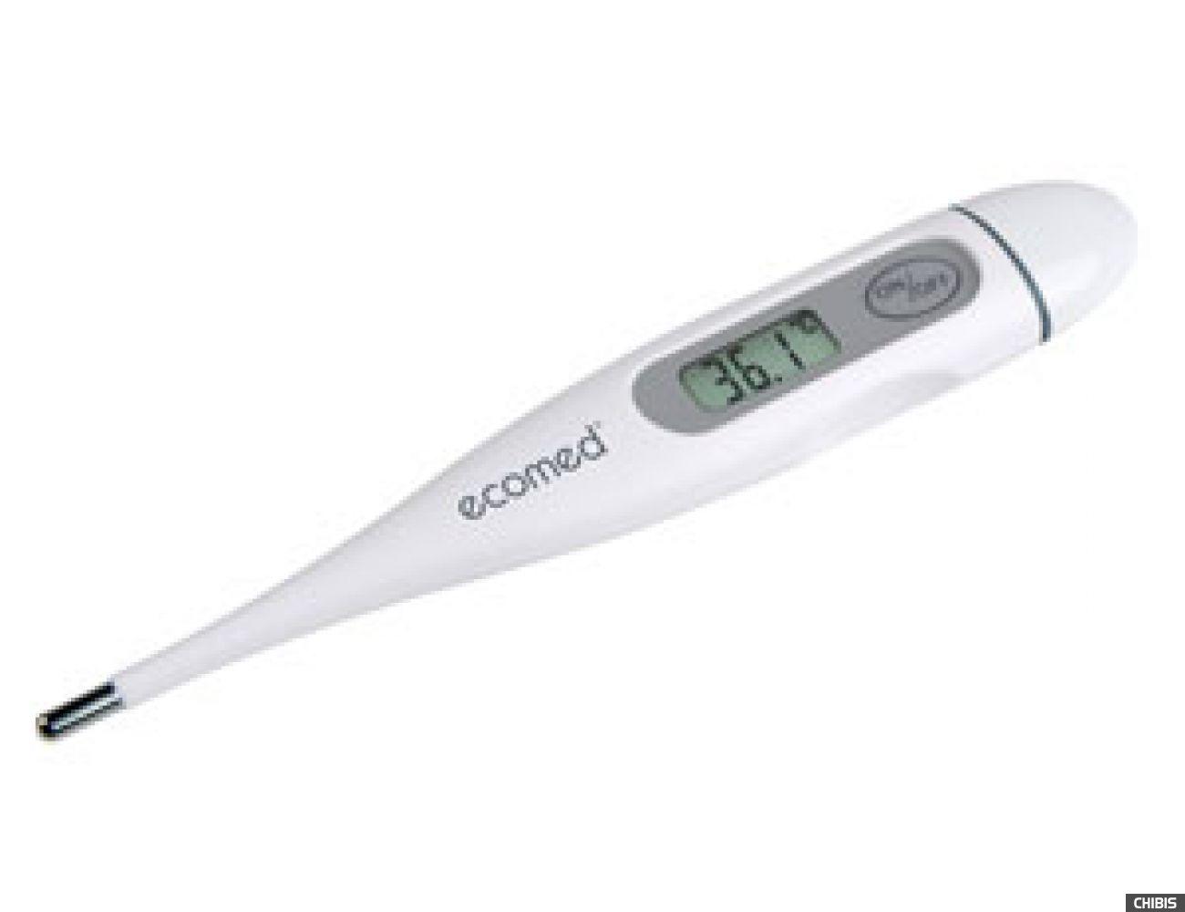 Термометр медицинский Medisana Ecomed TM-62E