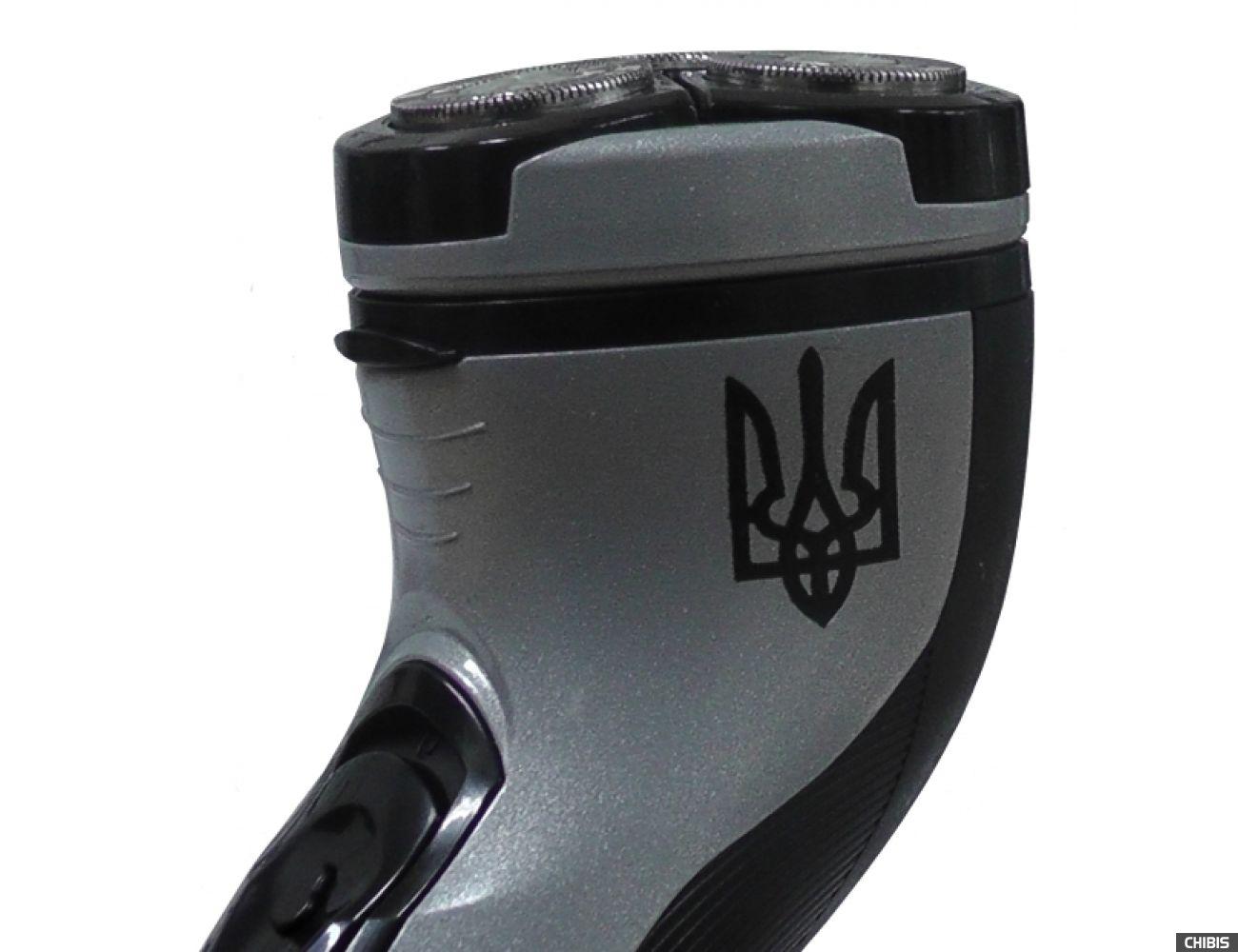 Электробритва Новый Харьков НХ 8523 Лидер М с гербом