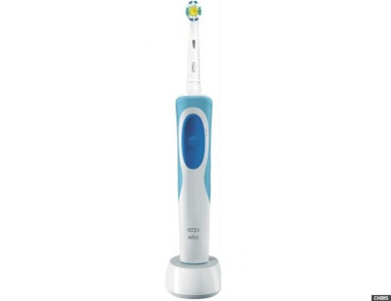 Электрическая зубная щетка Oral B Braun Vitality 3D White D12.513DW