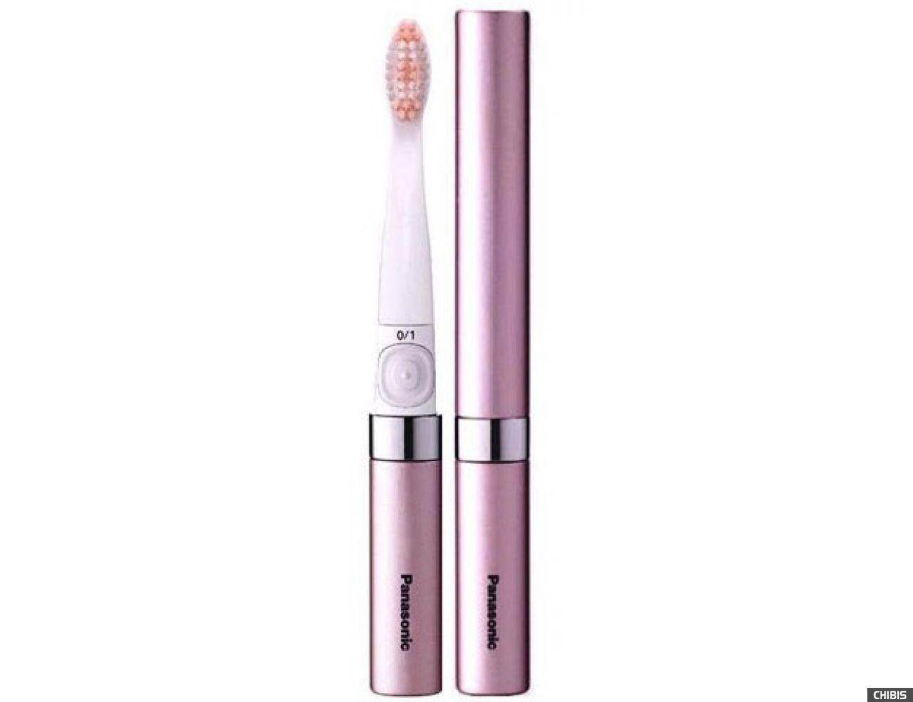 Электрическая зубная щетка Panasonic EW-DS90-P520 розовая