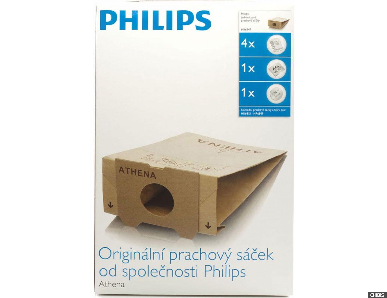 Фильтр для пылесоса Philips HR 6947