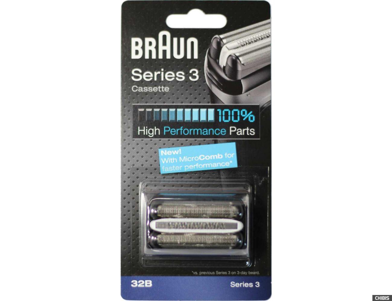 Сетка Braun 32B блистерная упаковка