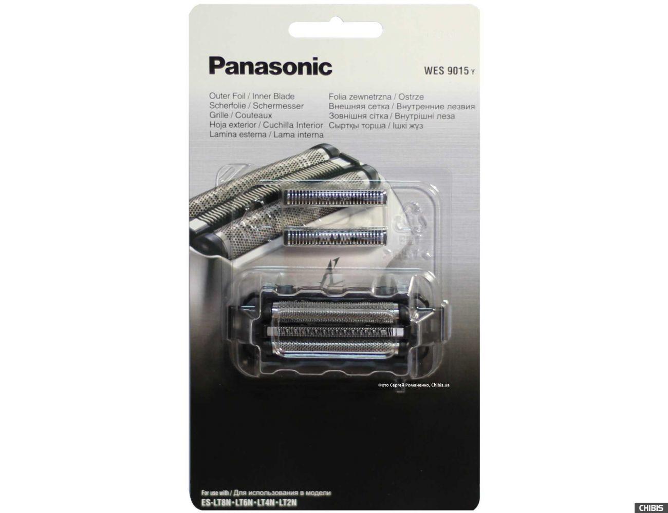 Сетка и режущий блок Panasonic WES 9015 Y