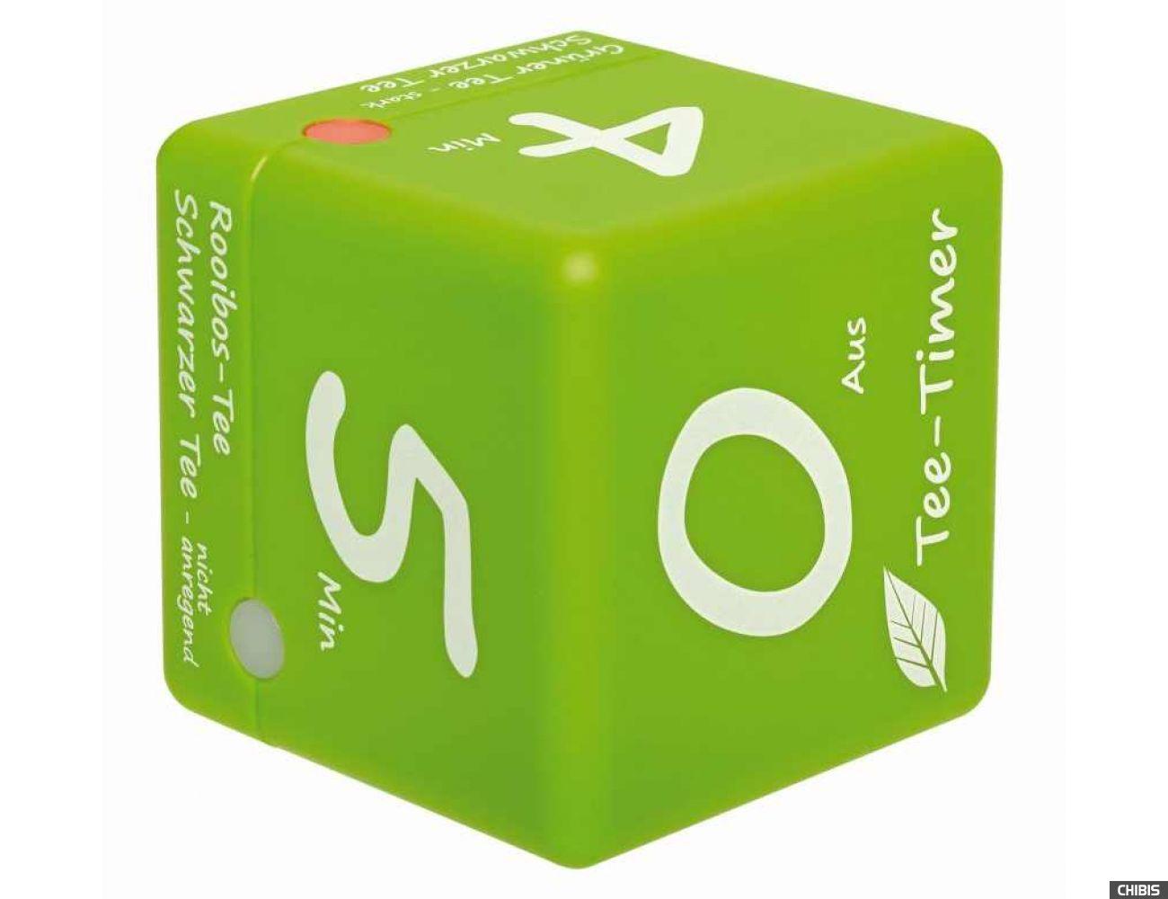 Кухонный таймер цифровой TFA куб для чая 38.2035.04