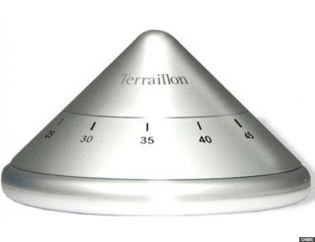 Таймер механический Terraillon 09264 Saturne Timer Silver